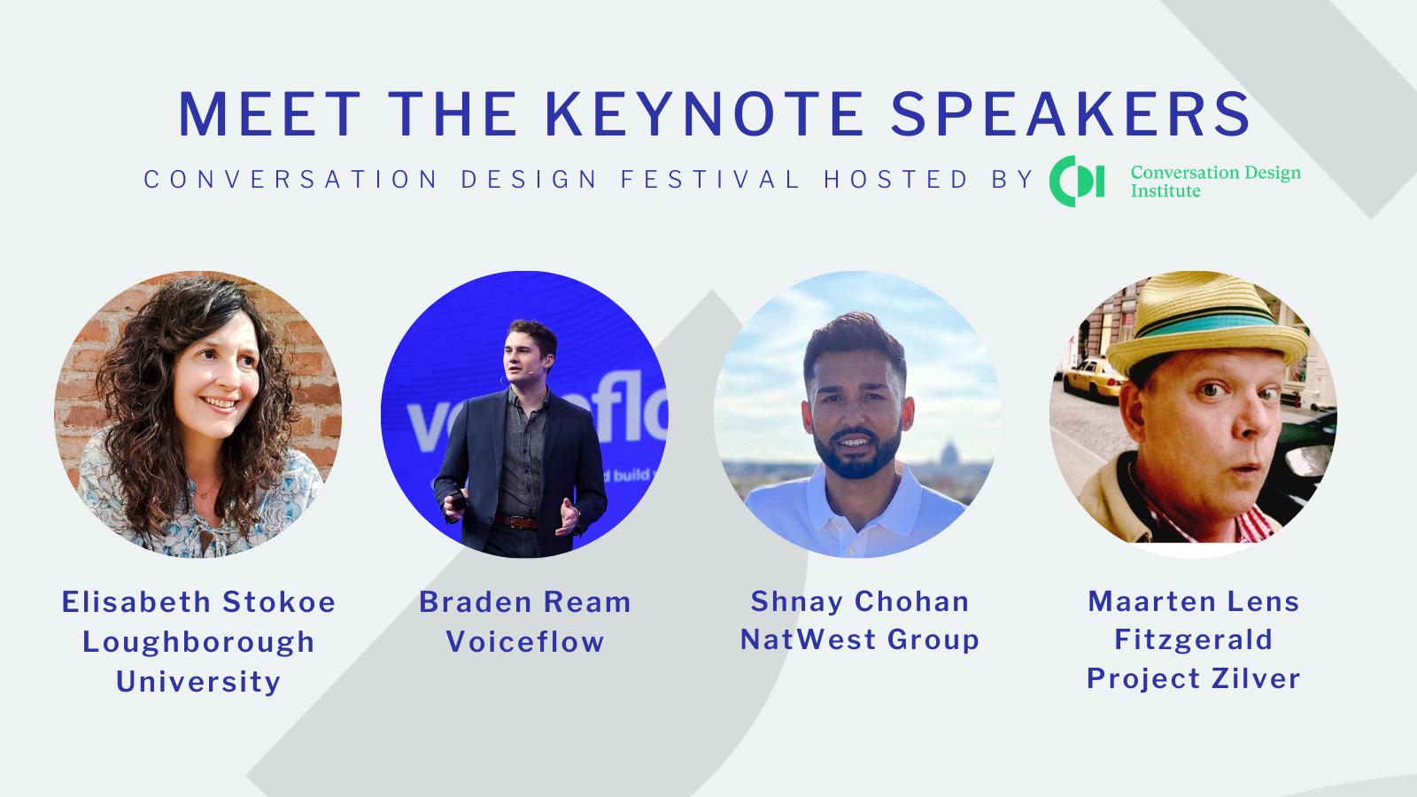 CDI Festival - Event speakers promo (2)